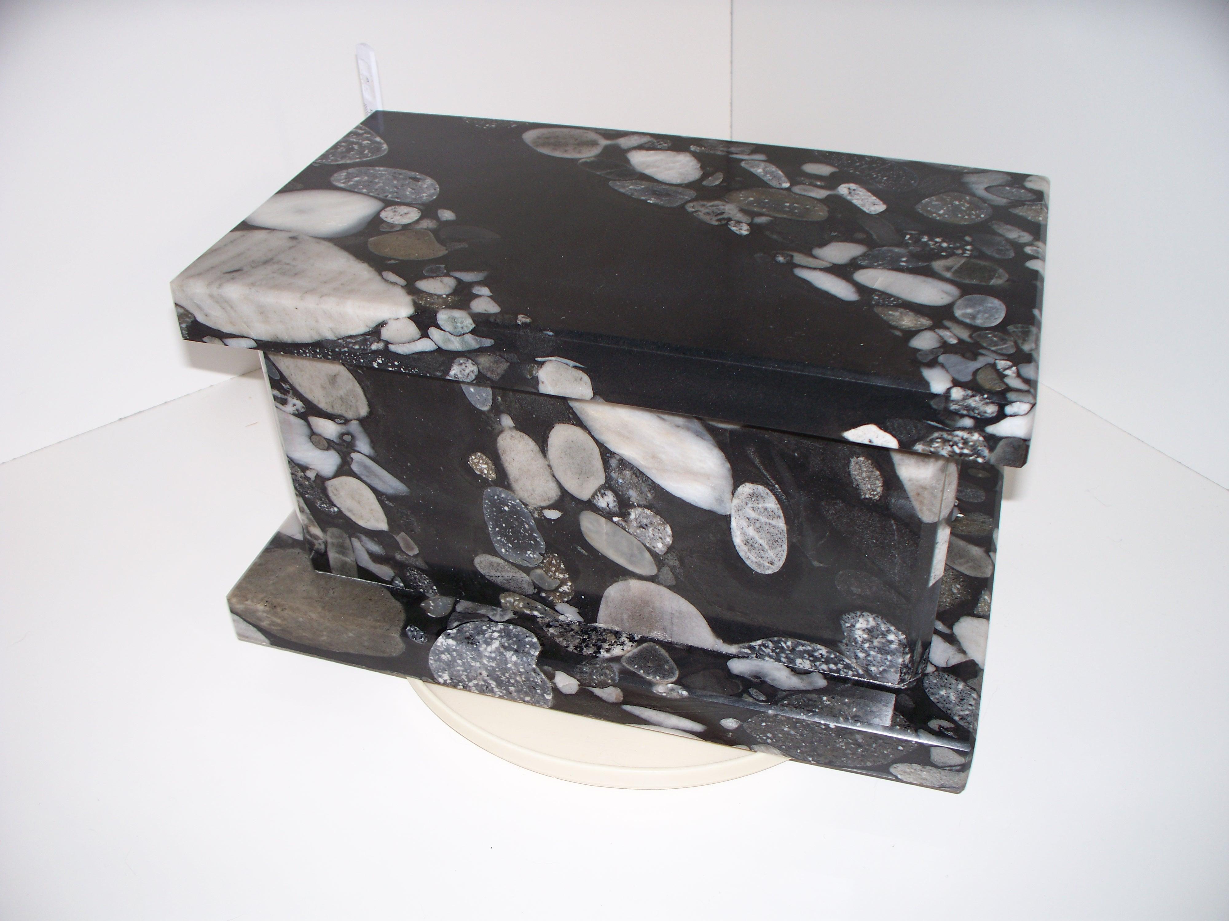 Nero Marinace Granite Box Granite M D